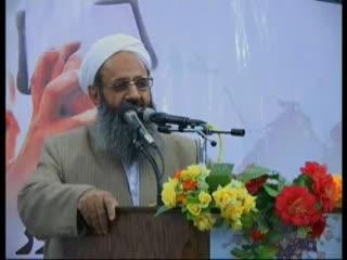 سخنان مولانا عبدالحمید در دیدار دانشجویان اهل سنت (1)