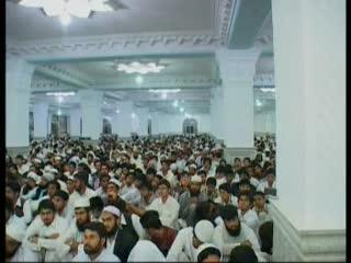 سخنان مولانا عبدالحمید درباره ناآرامی های راسک (3)