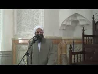 خطبه جمعه مولانا عبدالحمید (1390.11.14) ، (1)