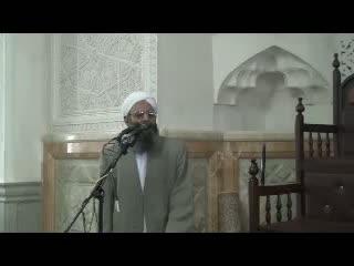 خطبه جمعه مولانا عبدالحمید (1390.11.14) ، (2)
