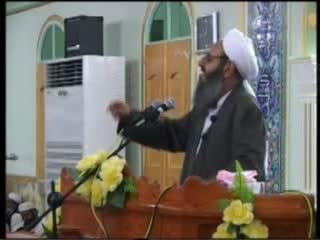 سخنان مولانا عبدالحمید در ختم قرآن سراوان