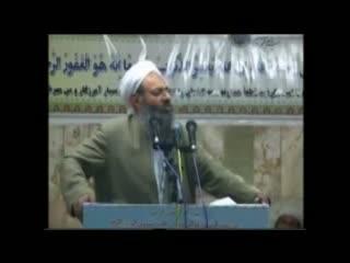 سخنرانی مولانا عبدالحمید در ختم قرآن مسجد عزیزی
