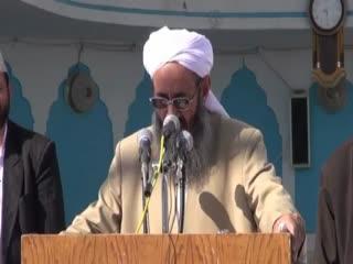 سخنان مولانا عبدالحمید در مراسم عید قربان 1391
