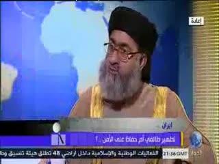 همکاری ایران و آمریکا علیه اهل سنت
