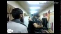 لحظه خداحافظی زندانیان اهل سنت با دوستانشان در زندان قبل از شهادت