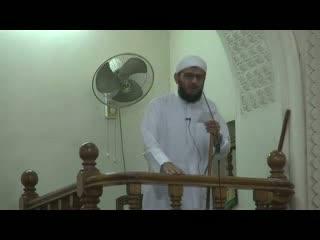 خطبه جمعه مسجد الرسول هلر