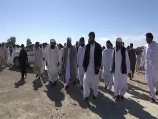 جلوه هایی از سفر مولانا عبدالحمید به جنوب بلوچستان