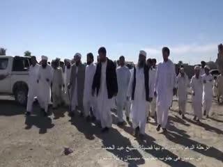 رحلة دعویة لفضیلة الشیخ عبدالحمید إلی جنوب بلوشستان