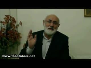 پاسخ به بهرام مشیری درباره اهل رده (2)