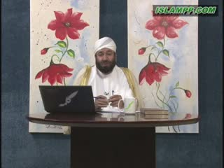 حکم صاف کردن صدا در نماز