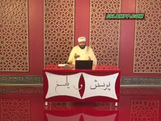 حکم دعا کردن به زبان فارسی در نماز تهجد.