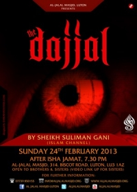 Dajjal the Antichrist