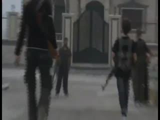 همکاری طفل ده ساله سوری با ارتش آزاد