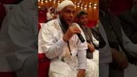 کلمة الشیخ فی مؤتمر الاتجاهات الفکریة بین حریة التعبیر و محکمات الشریعة