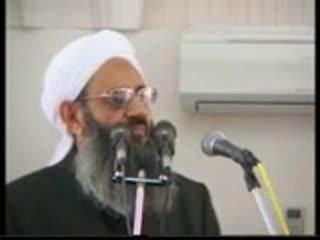 مولانا عبدالحمید « نمازجمعه - تعیین جمعه تایباد از جانب حکومت»