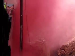 آزادسازی گازهای سمی در دمشق