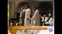 دعوت از جوان مسلمان برای اذان دادن در کلیسای کاتولیک
