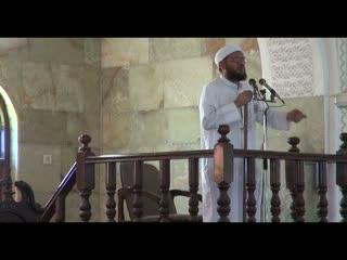 خطبه جمعه شیخ رحیمی (1)