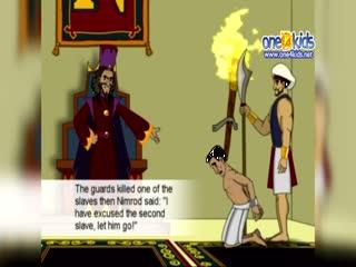 ََAbraham and Nimrod  (2)