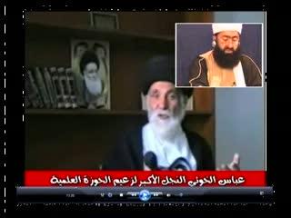 سخنان عباس خویی علیه خانواده خود