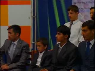 شیخ پردل و پاسخگویی به سوالات در شبکه تاجیکستان