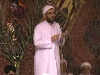 عروسی اسلامی در درکوه