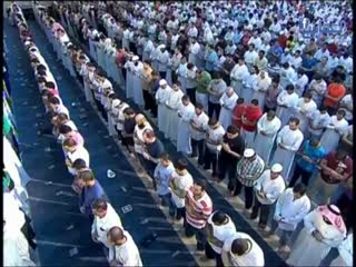 قرائت سوره فرقان  در نماز