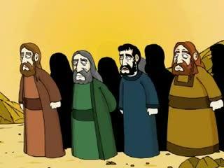 قصه سیدنا هارون (علیه السلام)