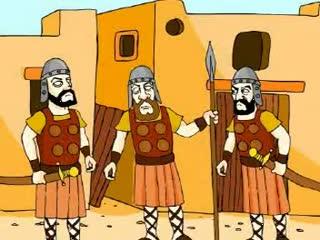 قصه سیدنا الیاس و سیدنا الیسع (علیهما السلام)