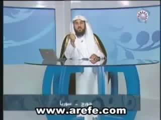 اتصال جورج النصرانی بالشیخ العریفی