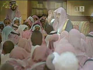 مصری حج أکثر من 30 مرة