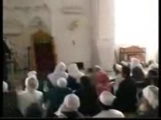 مولانا عبدالحمید « حجاب اسلامی»