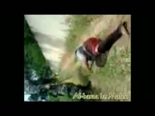 شکنجه مرد مسن سوری!