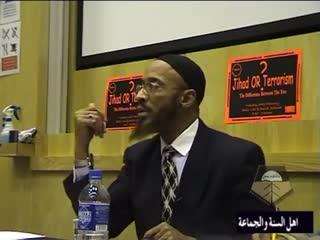 JIHAD OR TERRORISM - Khalid Yasin