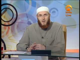 Ask Huda 27 September 2011 Sheikh Mohammad Salah Huda tv