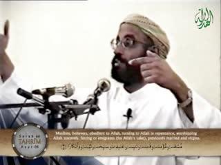 Umar Ibn Al-Khattaab (RA) - Anwar Al Awlaki -Session 2-14