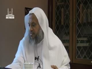 Seeking Knowledge to attain the love of Allah and his Messenger - Shaykh Muhammad Al-Maliki