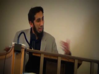 Distinctions & Responsibilities of The Muslim Ummah - Nouman Ali Khan