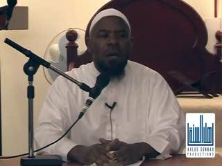 The Conditions of Hijaab - Abu Usamah