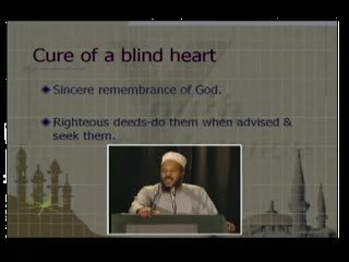 The Blind Heart - Dr. Bilal Philips