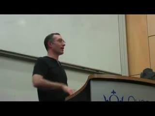 Debate- Islam or Atheism - Which is More Rational- Hamza Andreas Tzortzis & Dr. Brendan Larvor