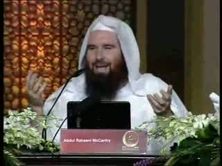 A Mercy to Mankind - The Prophet Muhammad (s) - Sh. AbdurRaheem McCarthy