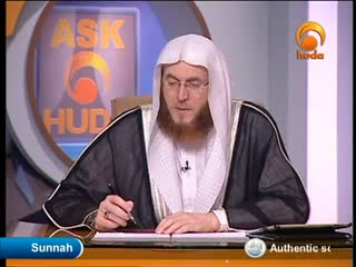 Ask Huda_ 10 June 2012 - Dr Muhammad Salah