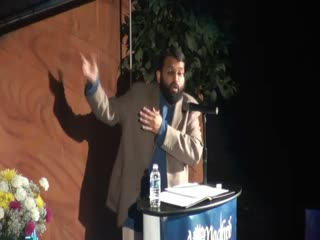 Hindsight is 20_20 - Sh. YasirQadhi at AlMaghribIlmFest2010