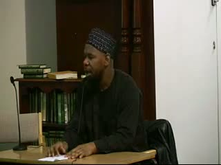 Lessons from Trials of Prophet Ayyoob - Sh. Abu Usamah at-Thahabi