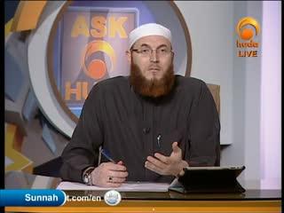 Ask Huda (Live) _ 27 May 2012 - Dr Muhammad Salah