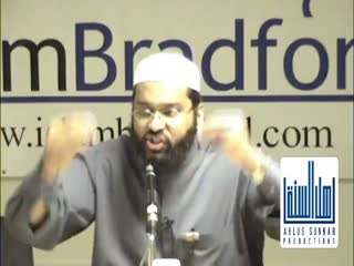 Blessings of Emaan - Sh. Yasir Qadhi