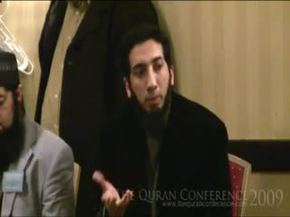 Youth Session - Nouman Ali Khan