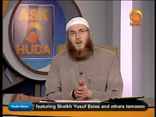 Ask Huda _ 09 May 2012 - Dr Muhammad Salah