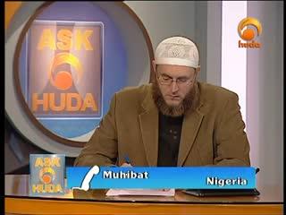 Ask Huda _ 21 March 2012 - Dr Muhammad Salah